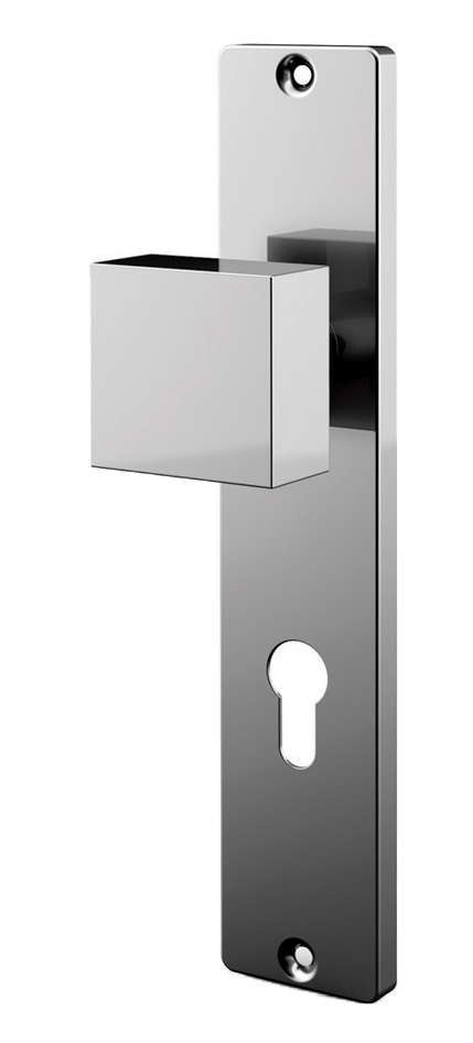Knob Panel With Star Tropex Stainless Steel Windowo