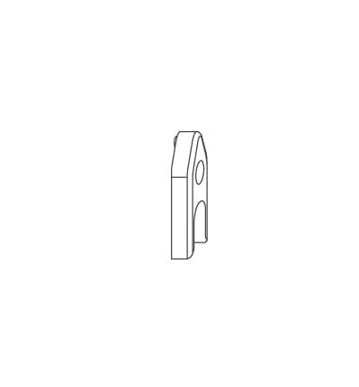 siegenia striker snapper af a0767 titan hardware windowo. Black Bedroom Furniture Sets. Home Design Ideas