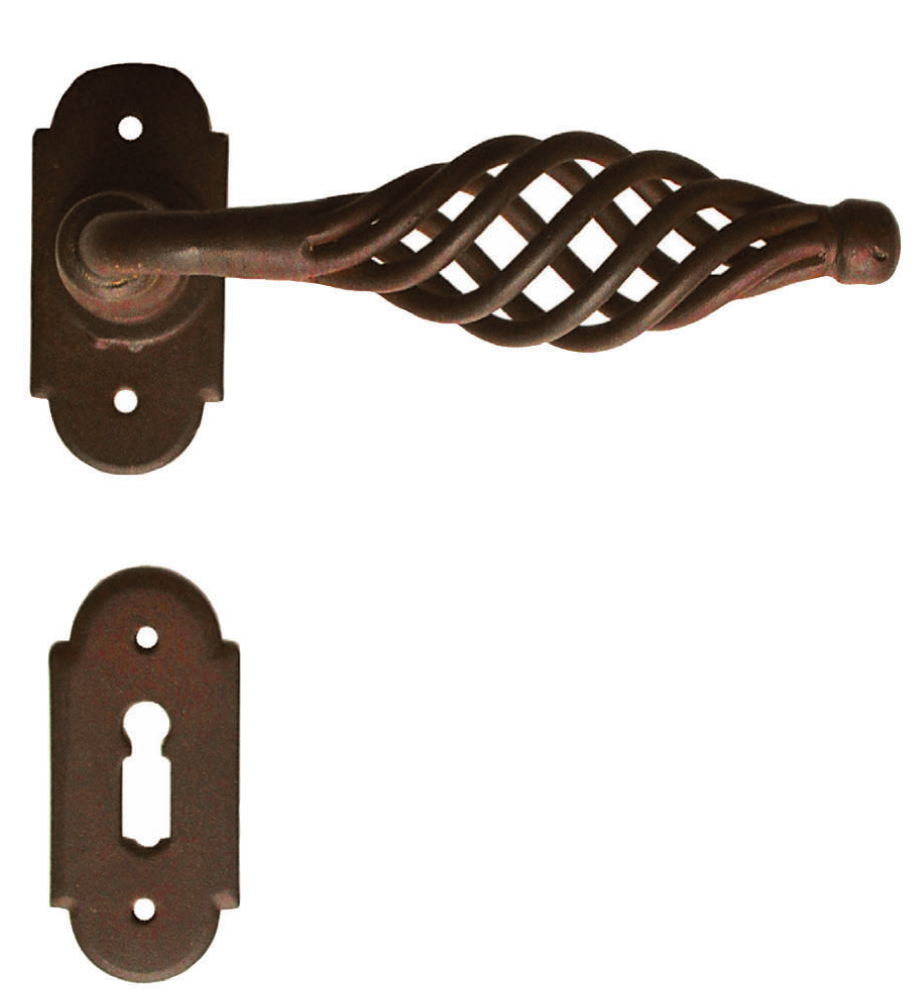 100 Made In Italy Wrought Iron Handles Galbusera Budapest