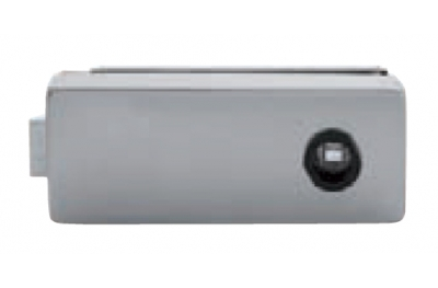 Lock for Glass without hole Key Tropex 165x65mm