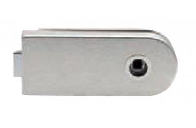 Lock for Glass without hole Key Tropex 160x65mm