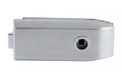 Lock for Glass without hole Key Tropex 175x75mm
