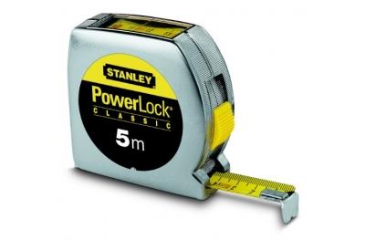 Stanley Powerlock Tape Tool Direct Reading 5m