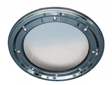 Porthole Underwater Stainless Steel Rebar Walls Metal Colombo 316