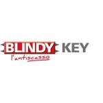 Blindy Key Security Knob with Key Anti-Burglary System Armour Doors and Windows