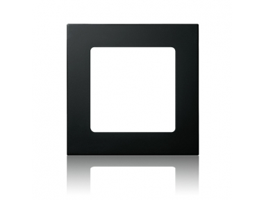 Somfy Smoove Black Frame Touch Sensitive Wall Control