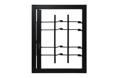 Grating Light 1 Door with joint Security Class 3 frame Standard Leon Openings
