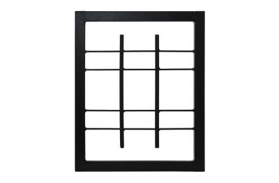 Grating Light Fix Security Class 3 frame Standard Leon Openings