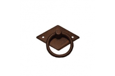 Furniture Handle Galbusera 028 Handmade Artistic Iron with Ring