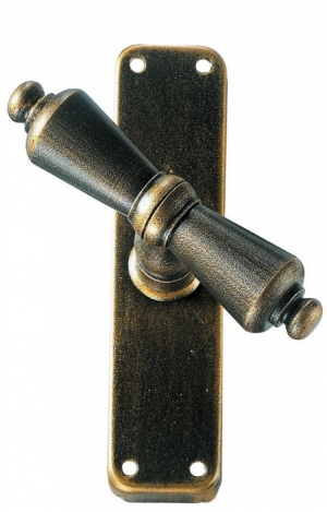 Oslo Galbusera Cremone Bolt Window Handle Wrought Iron