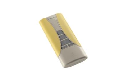 Yellow R-Control Comunello Mowin Radio Remote Control 434.15 Mhz