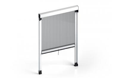 Mosquito Net Quadra Vertical Spring Plus Cassonetto 50mm Zanzar Sistem