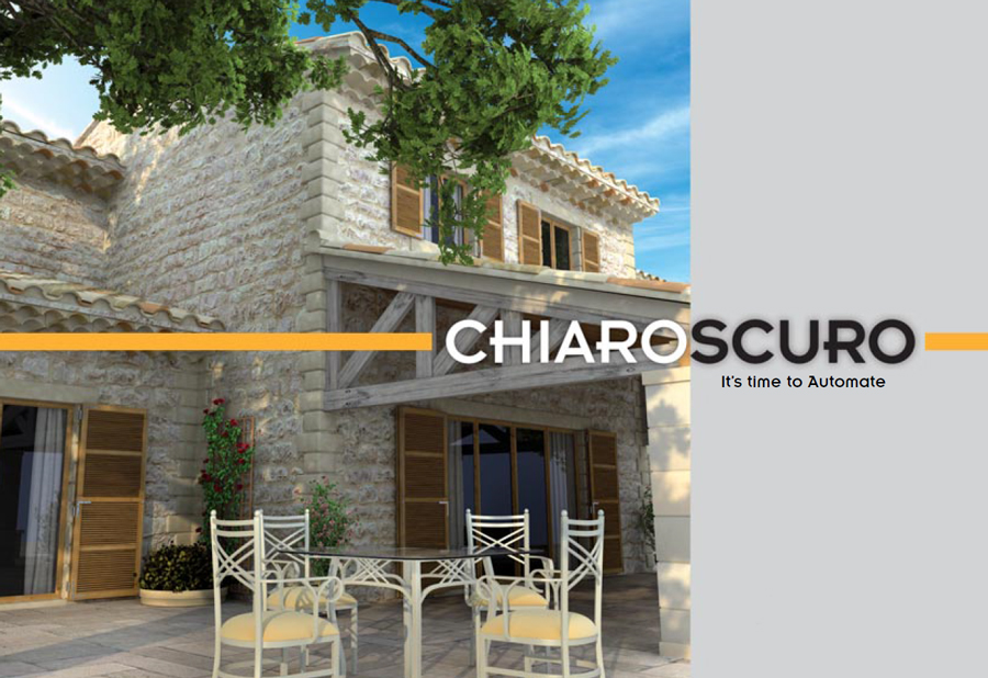 Chiaroscuro Automation for Shutters & Windows