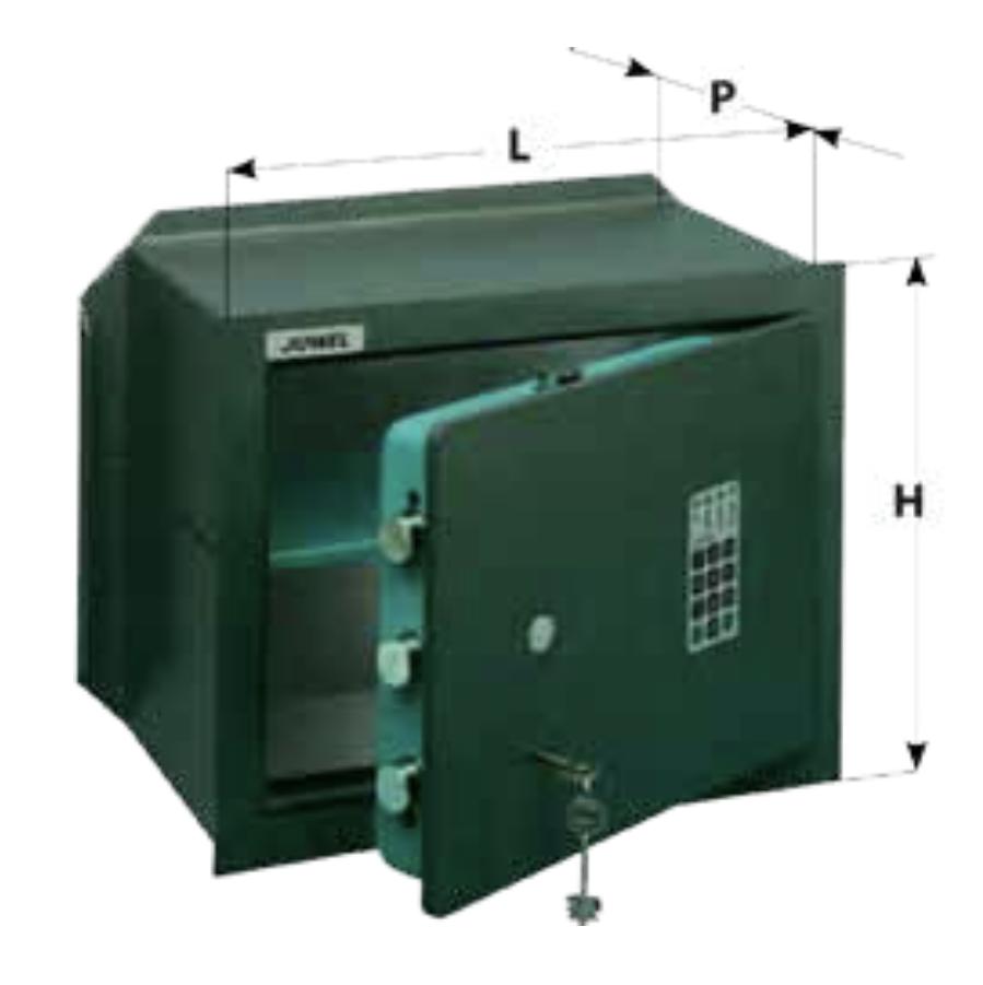 electronic digital safe instructions