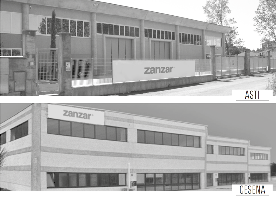 Zanzar Sistem Flyscreens Made in Italy