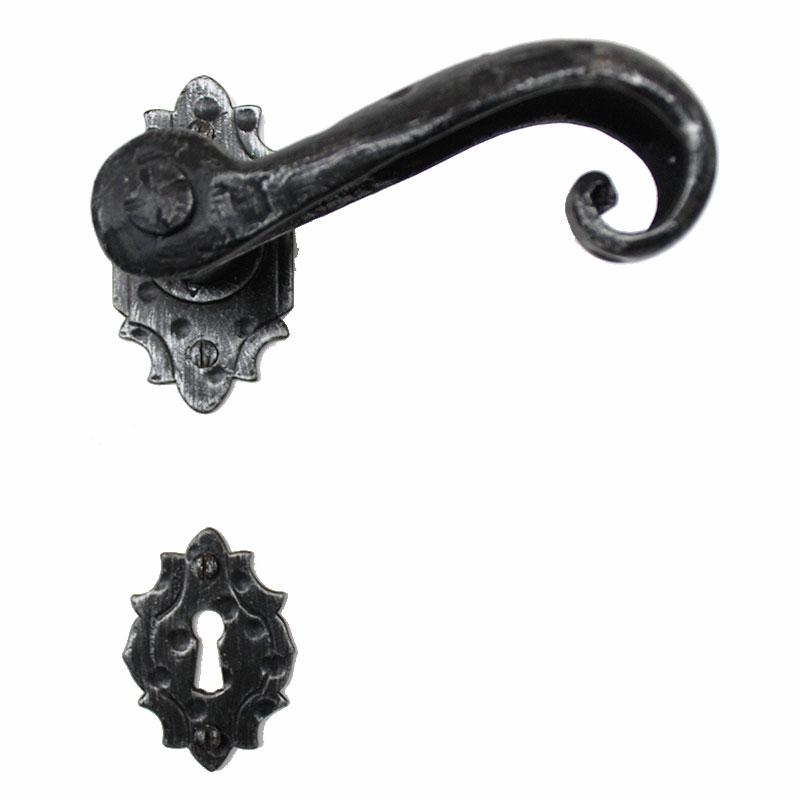 Art S Door Handle Handmade By Craftsmen Blacksmiths In