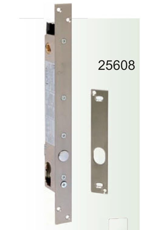 Solenoid Security Vertical Opera Art 25608 With Quadro