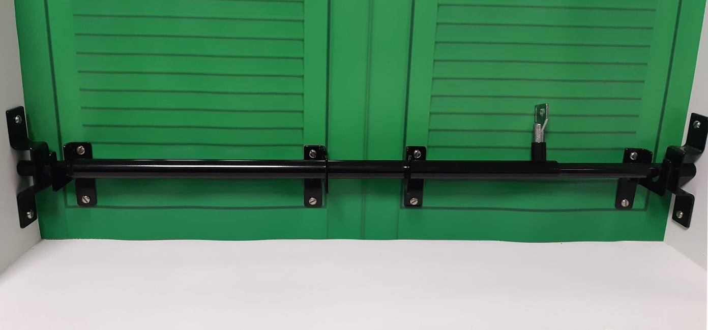Giroblok Cifall Anti Burglary Bar Extensible For Security Shutters Of Doors And Windows