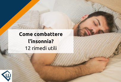 How to fight insomnia: 12 useful remedies