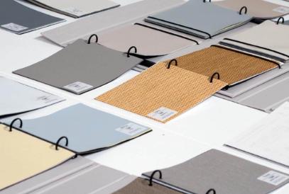 Guide to Pronema roller blind fabrics