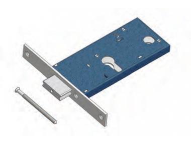 Adjustable Omec bolt lock range for Mechanics