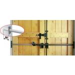 Anti-Burglary Blindy Bar Blindatura Doors and Windows Extensible DN