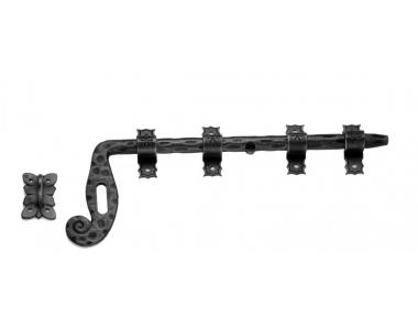 1021 Galbusera Horizontal Aldrop Bolt Wrought Iron Different Size