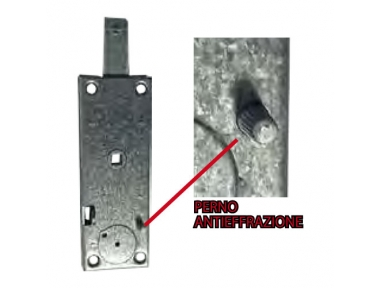 109/S Shutter Security Lock With Internal Lever FASEM