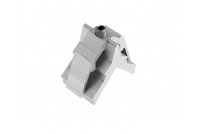 Screw bracket to aluminum Alutec 15x25mm