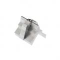 Screw bracket to aluminum Alutec 15x47mm