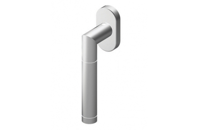 Hammer Tropex Edinburgh in Satin Stainless Steel Rosetta