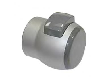 11 Knob PremiApri for Passageways Tubular Lock with Button Nova Series Meroni