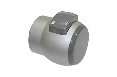 11 Knob PremiApri for Passageways Tubular Lock with Button Nova Series Meroni