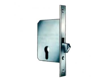 1222 Sliding Door Lock With Hook effeff