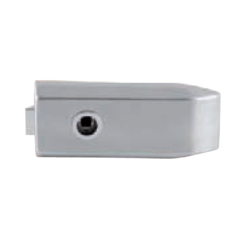 Lock for Glass without hole Wrench Tight Tropex 175x75mm