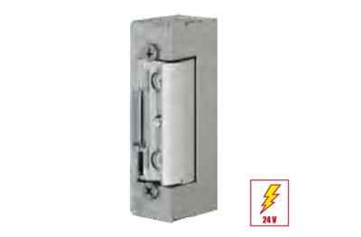 126KL Electric Strike Door with Adjustable Latch with Plate Short Flat effeff