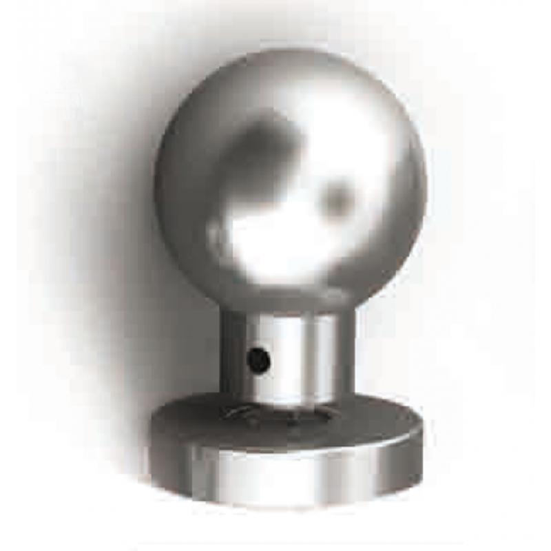 Knob Ball Stainless Steel Tropex
