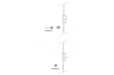Siegenia Travel Restrictor Accessory for Espagnolette Titan Hardware