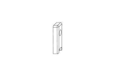 Siegenia Striker Snapper A0767 Titan Hardware