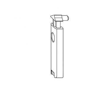 Siegenia Switchable Snapper Titan Hardware