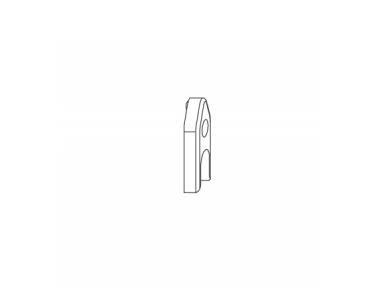 Siegenia Striker Snapper AF A0767 Titan Hardware