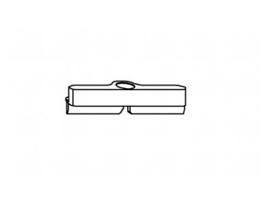 Feedback pawl 56 Siegenia Titan for PVC