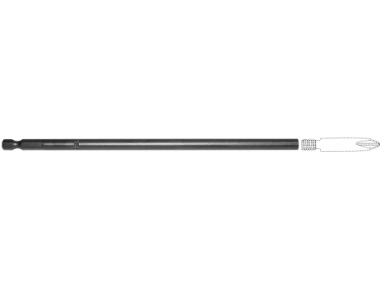 Extension Inserts screwdrivers M5 Various Sizes HEICKO Segatori