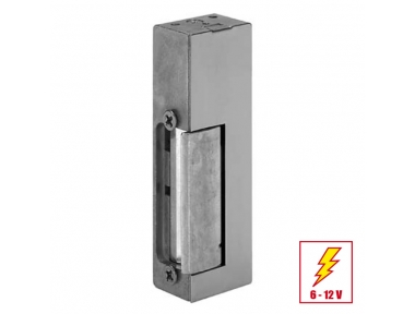 14KL Electric Strike Door with Plate Short Flat effeff