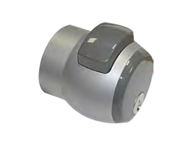 15 Knob PremiApri for Entrances and Offices Tubular Lock Nova Series Meroni