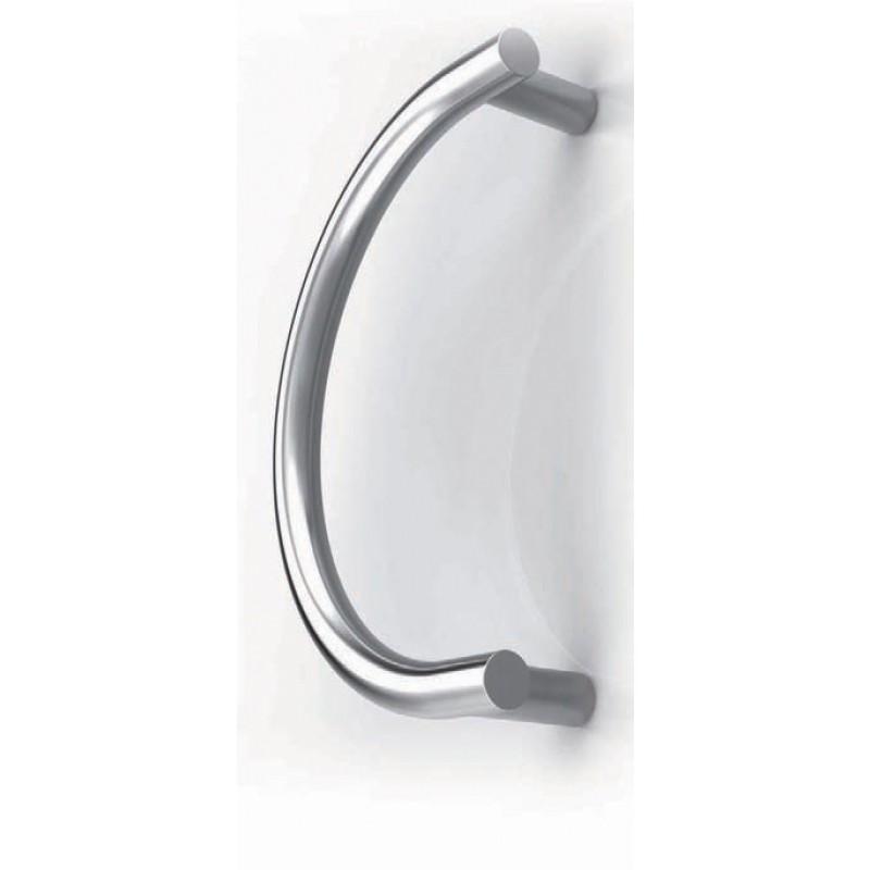 Handle P Tropex steel; Wheelbase 350mm - 32mm