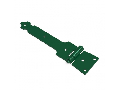 16 Bis Riviera CiFALL Flat Hatch Hinge Shaped Hardware For Shutters