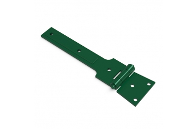 16LL Rounded CiFALL Hatch Hinge Rounded Aluminium Hardware For Shutters