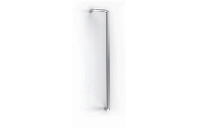 J Satin Stainless Steel Pull Handle Tropex Ø32
