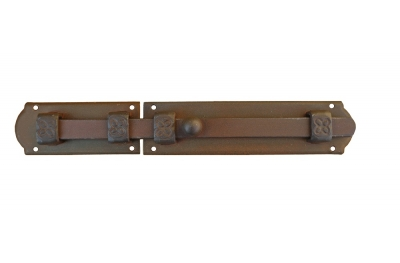 1892 Galbusera Horizontal Bolt Wrought Iron Different Size